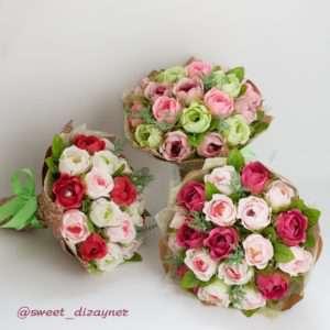 """Букет из конфет """"букет из роз"""""""